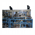 Automatically 2-color bottle screen printing machine