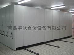 青岛移动式货架