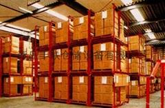 青島堆垛式貨架