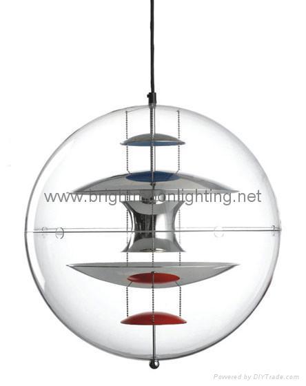 VP Globe Pendant Light BM-4010P 1