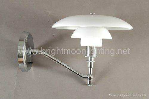 Italy Modern & Classic  PH 3/2  Wall Light BM-3020W 2
