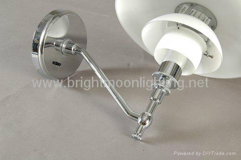Italy Modern & Classic  PH 3/2  Wall Light BM-3020W 3