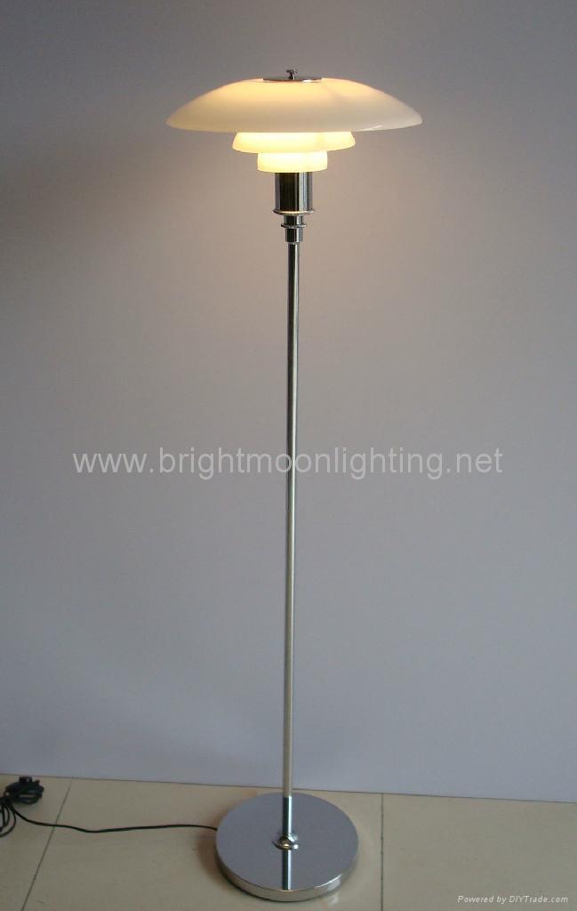 Louis Poulsen Floor Lamps  PH 3.5/2.5  BM-3020F M