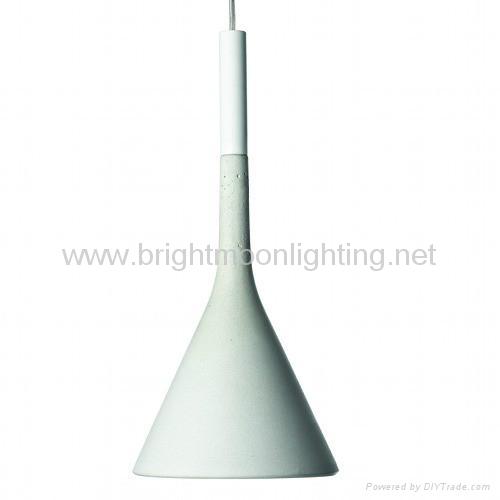意大利 經典 現代 水泥 樹脂 吊燈 BM-4007 1