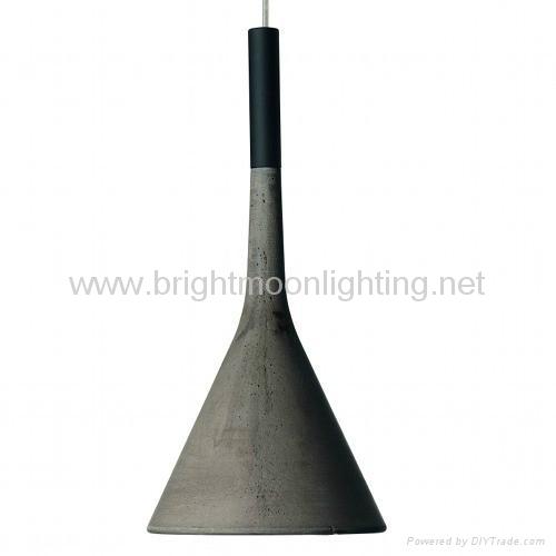 意大利 经典 现代 水泥 树脂 吊灯 BM-4007 2
