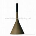 意大利 经典 现代 水泥 树脂 吊灯 BM-4007 3