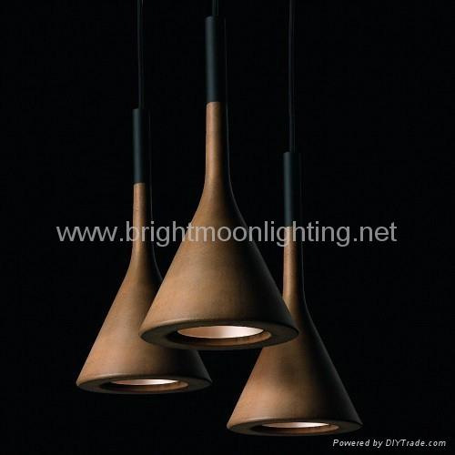 意大利 经典 现代 水泥 树脂 吊灯 BM-4007 4