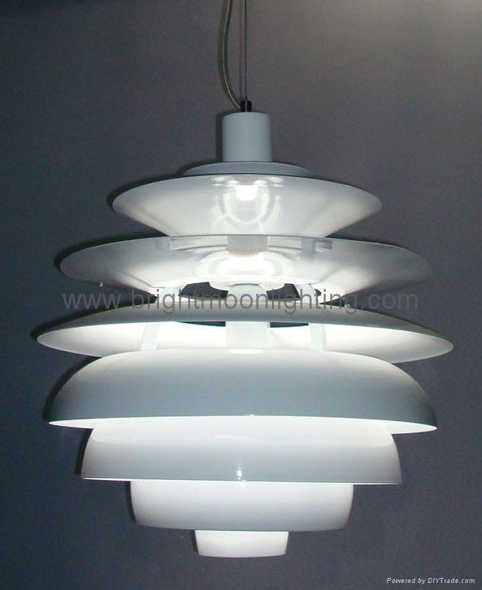 北歐簡約 PH 鋁材吊燈 BM-4075S 1