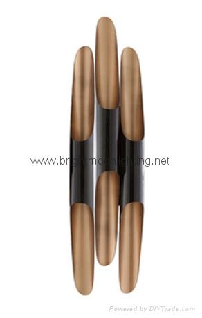 設計師delightfull Coltrane后現代客廳吧台斜口鋁管壁燈 BM-3030W 1 3