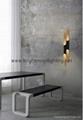 Modern Classic Aluminium delightfull Coltrane Wall Lamp BM-3030W1