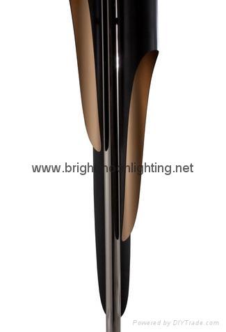 設計師delightfull Coltrane后現代客廳吧台斜口鋁管落地燈 BM-3030F 4
