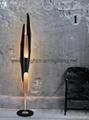 Modern Classic Aluminium delightfull Coltrane Floor Lamp BM-3030F