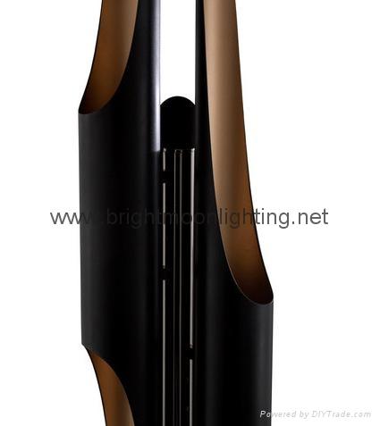 設計師delightfull Coltrane后現代客廳吧台斜口鋁管落地燈 BM-3030F 5