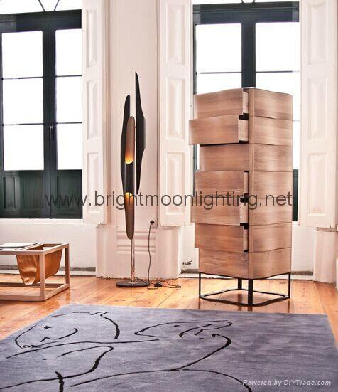 Modern Classic Aluminium delightfull Coltrane Floor Lamp BM-3030F 3