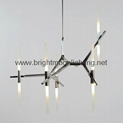 Roll and Hill Agnes Chandelier 10 Light