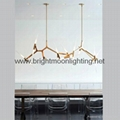 Roll and Hill Agnes Chandelier 10 Light  BM-3032P 10 3