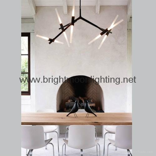 Roll and Hill Agnes Chandelier 10 Light  BM-3032P 10 5