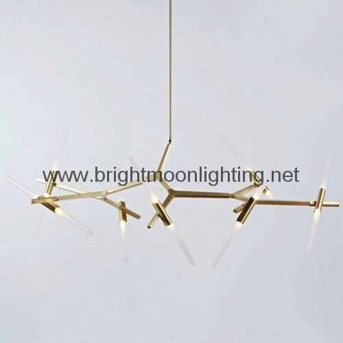 Roll and Hill Agnes Chandelier 14 Light  BM-3032P 14 1
