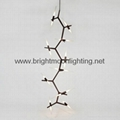 Roll and Hill Agnes Chandelier 20 Light  BM-3032P 20 3