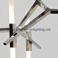 Roll and Hill Agnes Chandelier 20 Light  BM-3032P 20 5
