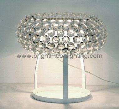 Classic Caboche  Table Lamp BM-3018T-M 1