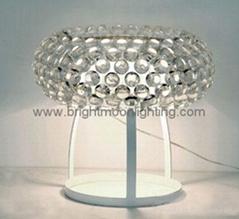 簡約 意大利 亞克力 寶石 臺燈 BM-3018T-M