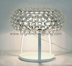 Classic Caboche  Table Lamp BM-3018T-M