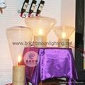 Classic Muffins Wood 02 Table Lamp BM-3008T B