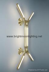 PRIS 指揮棒 現代 經典 鋁材 & 亞克力 LED 壁燈