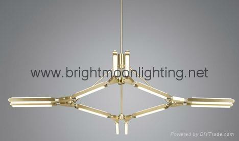 PRIS 指揮棒LED吊燈  BM-3033P-12 1
