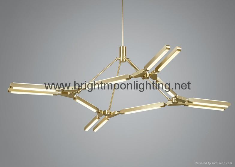 PRIS 指揮棒LED吊燈  BM-3033P-12 2