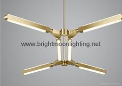 PRIS Aluminium LED Modern & Classic Pendant lamp