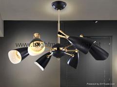 delightfull duke 北欧设计师现代客厅吊灯 BM-4106-6