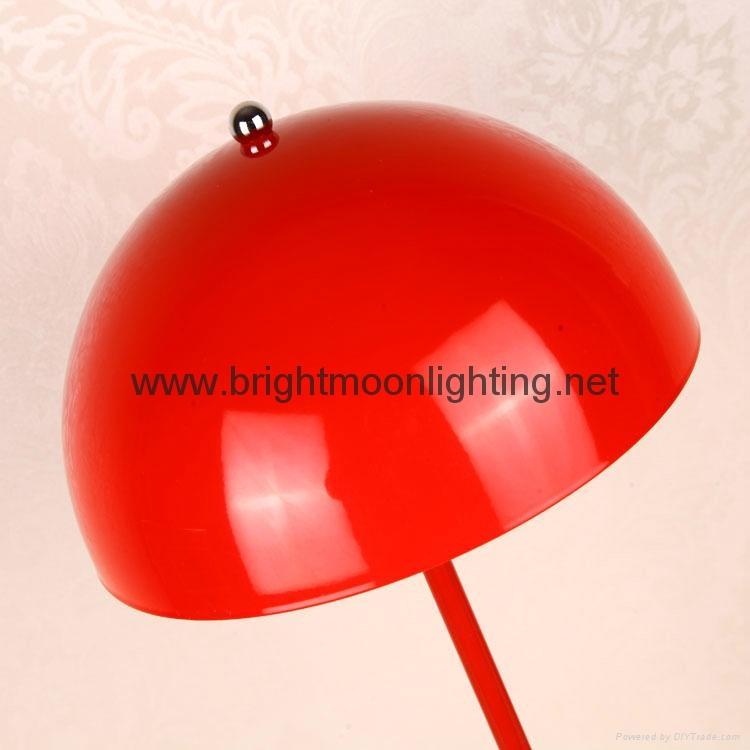小花盆現代經典五金臺燈 BM-3072T S 7