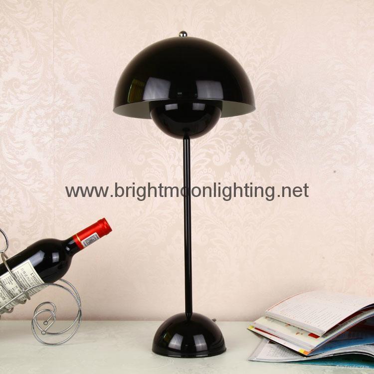 小花盆現代經典五金臺燈 BM-3072T S 3