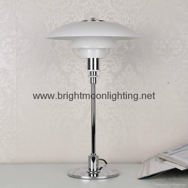 現代 經典 簡約 PH 玻璃臺燈 BM-3020T M 4
