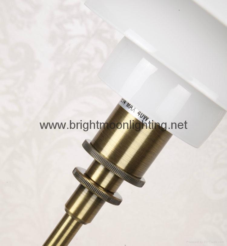 PH 3/2 Glass Table Lamp  BM-3020T M 5