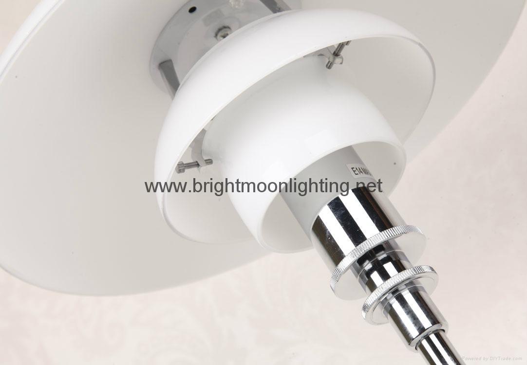 PH 3/2 Glass Table Lamp  BM-3020T M 8