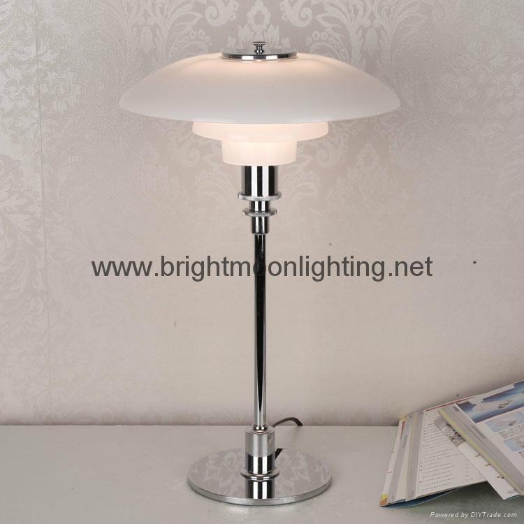 現代 經典 簡約 PH 玻璃臺燈 BM-3020T M 3