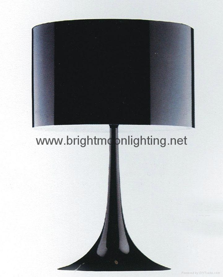 Spun Light Table lamp BM-3062T M