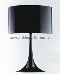 Spun Light 北欧 设计师 铝材 台灯 BM-3062T M