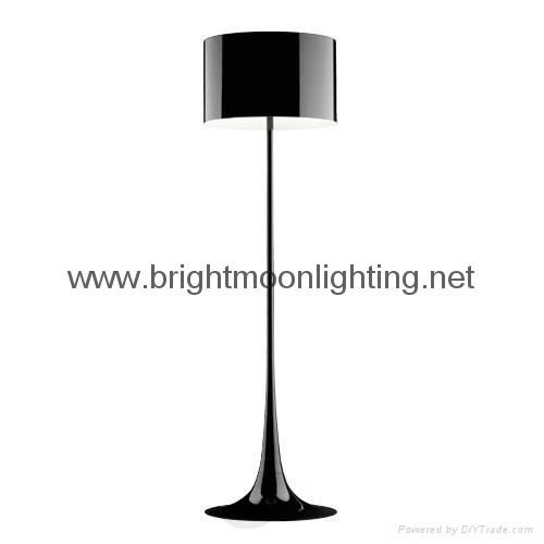 Spun Light 北欧 设计师 铝材落地灯 BM-3062F B 1
