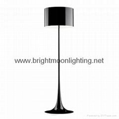 Spun Light 北欧 设计师 铝材落地灯 BM-3062F B