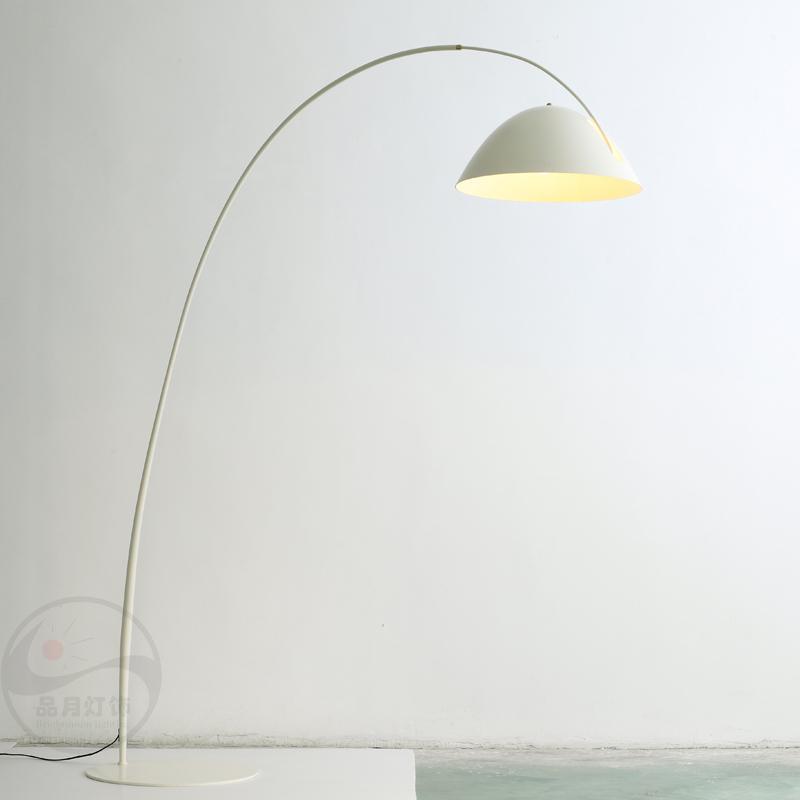 現代經典北歐客廳餐廳釣魚燈落地燈 2