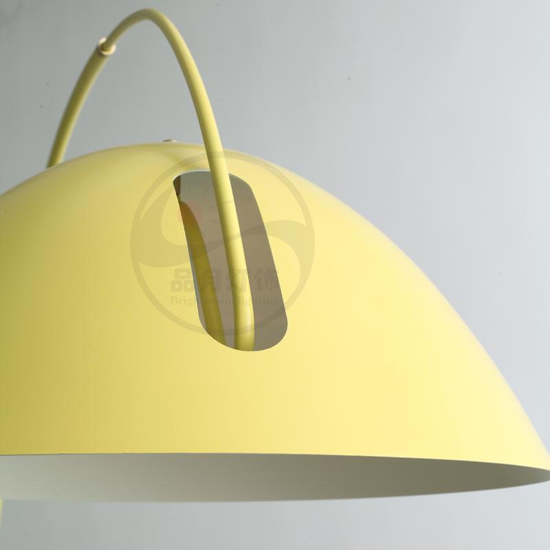 現代經典北歐客廳餐廳釣魚燈落地燈 5