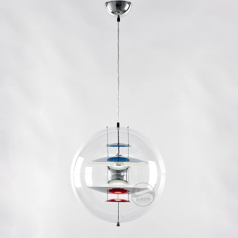 Modern VP Globe Pendant Light BM-4010P 1