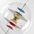 Modern VP Globe Pendant Light BM-4010P 4