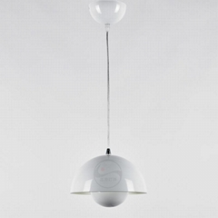 北歐現代經典五金花盆吊燈 BM-3072P