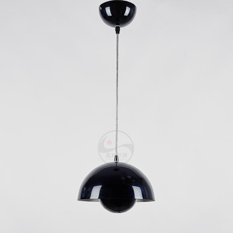 北歐現代經典五金花盆吊燈 BM-3072P 2