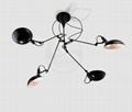 設計師后現代客廳餐廳吧台吊燈